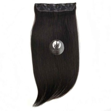 "22"" Volumizer Sencillo #1B (Negro Natural)"