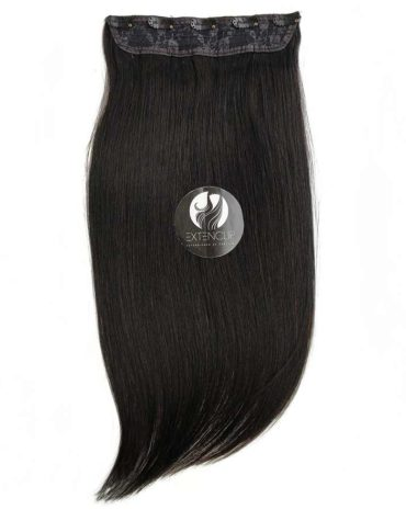 "22"" Volumizer Sencillo #1B Negro Natural"