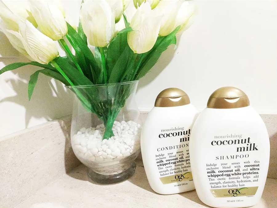 El shampú y acondicionador que utilicemos no es nada muy especial, puedes aprovechar del mismo que usas usualmente.