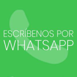 Escríbenos por Whatsapp