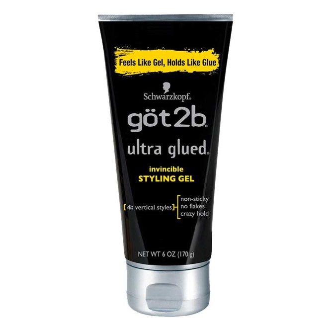 Gel para peluca Schwarzkopf Got2b Styling Ultra