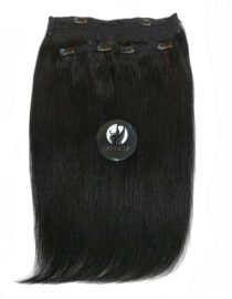 "22"" Hilo Flex #1B Negro Natural"