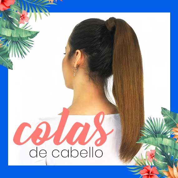 Colas de Cabello