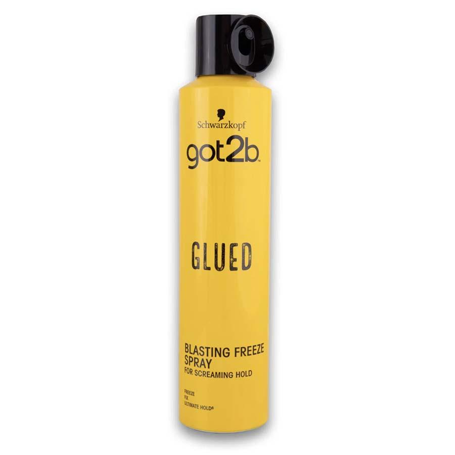 Spray fijador Schwarzkopf Got2b™ Glued